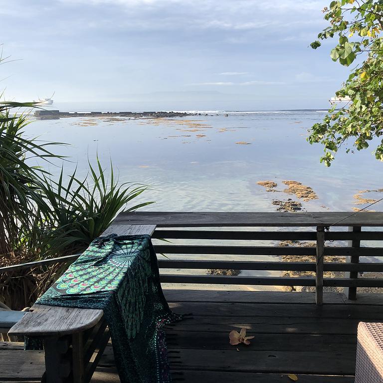 Yogavandring på Bali