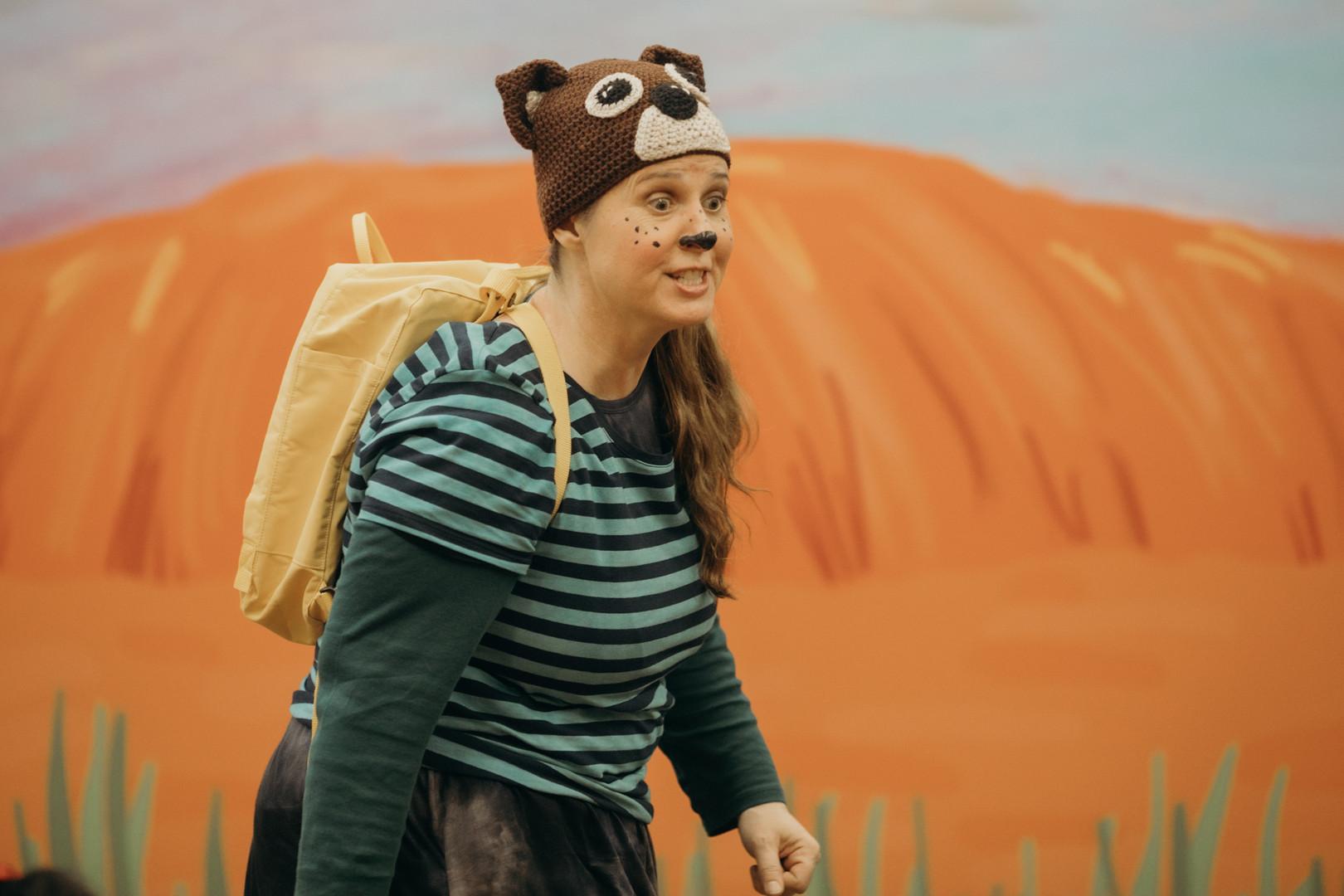 'Wombat's Wild Weekend'