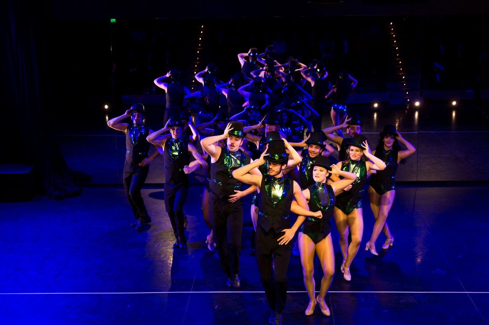 'A Chorus Line'