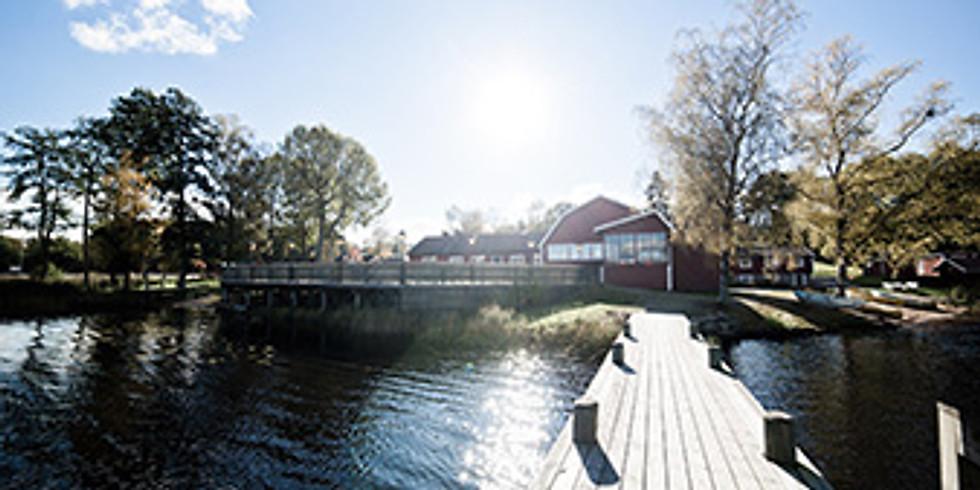 Yogavandringsretreat Åkulla outdoor resort
