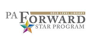 Pa Forward Star Program (Gold Level) RGB