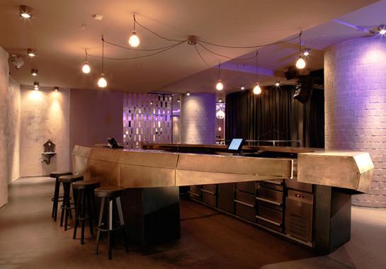 Asphalt Club Im Hilton, Berlin