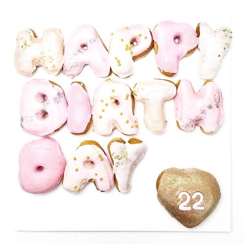Happy Birthday Donuts