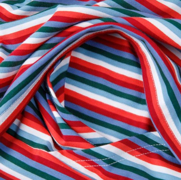 Cara Stripe Dress (detail)