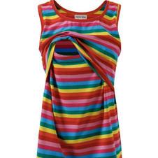 Rachel Rainbow Vest