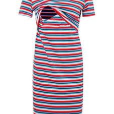 Cara Stripe Dress