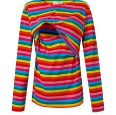 Roxy Rainbow Top