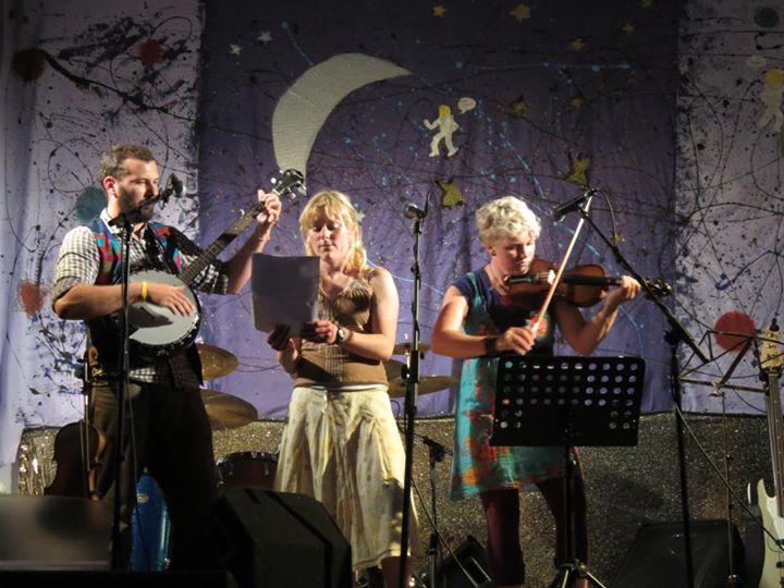 The Camas House Band 2014