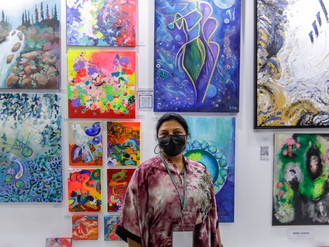 WORLD ART DUBAI'S 7TH EDITION REAFFIRMS UAE'S PASSION FOR ART