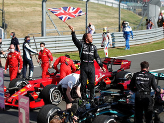 MERCEDES FIGHTS BACK IN THE TITLE RACE