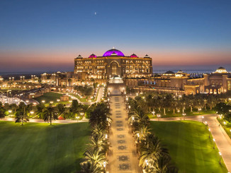 THE MONTH OF ROMANCE AT EMIRATES PALACE, ABU DHABI