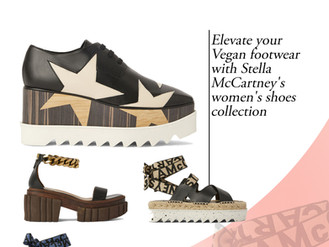 Editors Choice : Stella McCartney's Vegan footwear