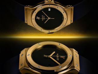 40 YEARS OF HUBLOT
