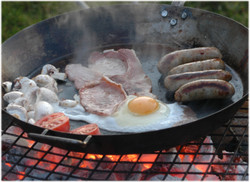 Camping Cookery