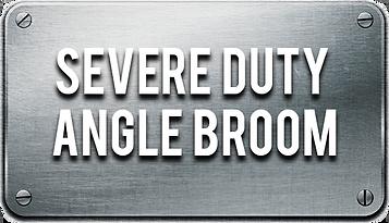 Skid Steer Angle Broom
