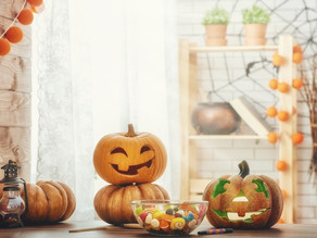 At-Home Ideas To Have A Fun and Safe Halloween This Year!