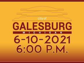 6-10-21 Planning & Zoning Meeting