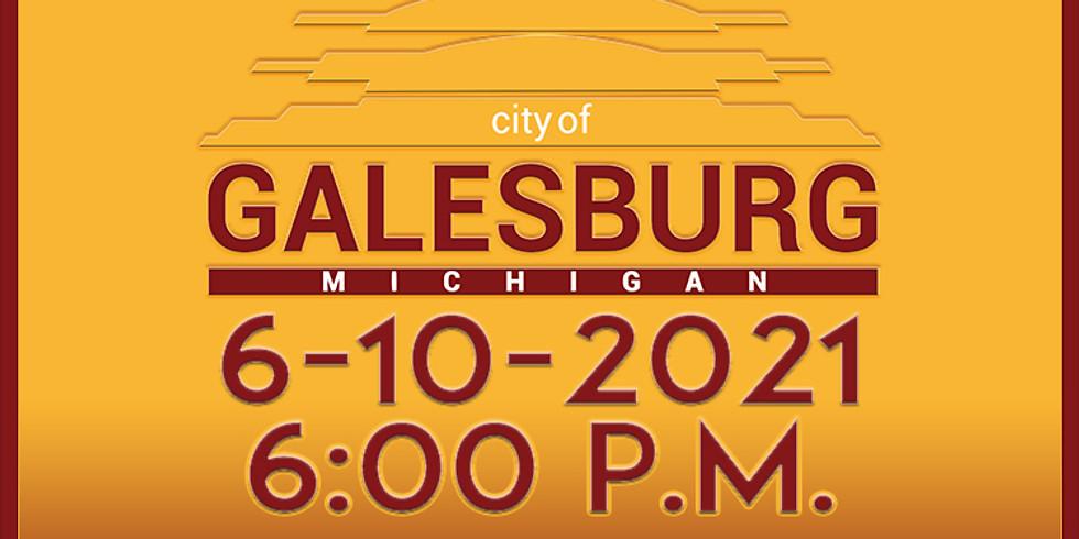 6-10-2021   Planning & Zoning Meeting
