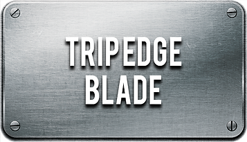 Blue Diamond Trip Edge Snow Blade