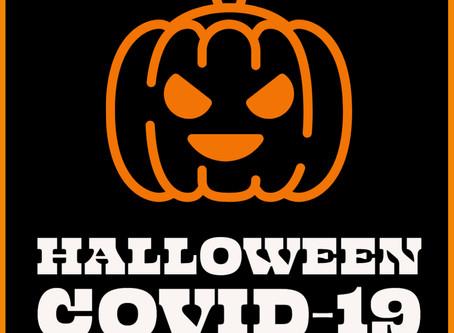 Halloween - COVID19 Precautions