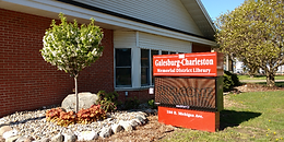 Galesburg-Charleston Memorial District Library