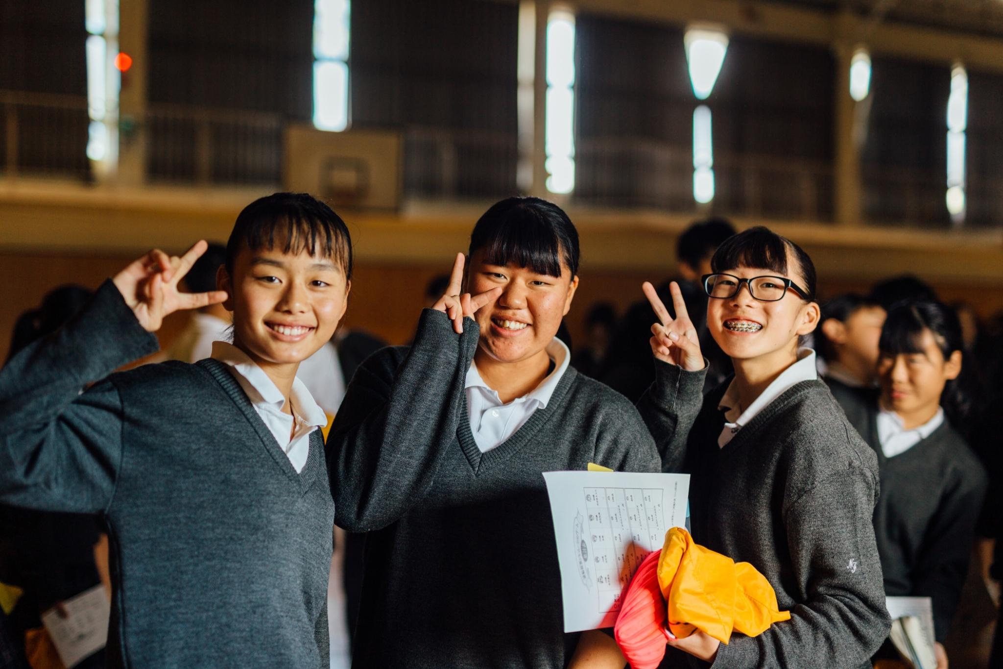 056)出張授業 きくりん寝屋川市立第一中学校20181106_181126_0