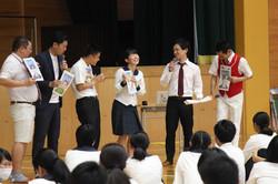 149)出張授業 笑える政治教育ショー