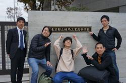 115)出張授業 笑える!政治教育ショー 東京都立練馬工業高等学校 エルシャラカ
