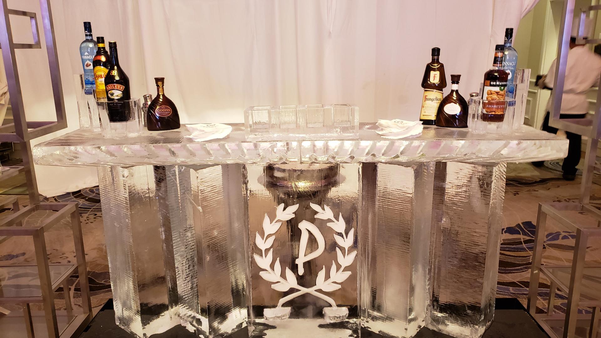 Ice Bar - Styled Ice