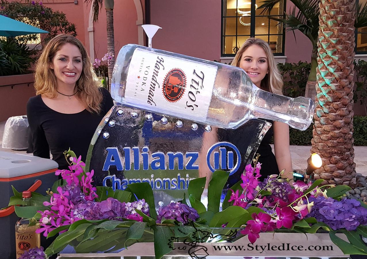 Titos Bottle luge allianz - STYLED ICE.j