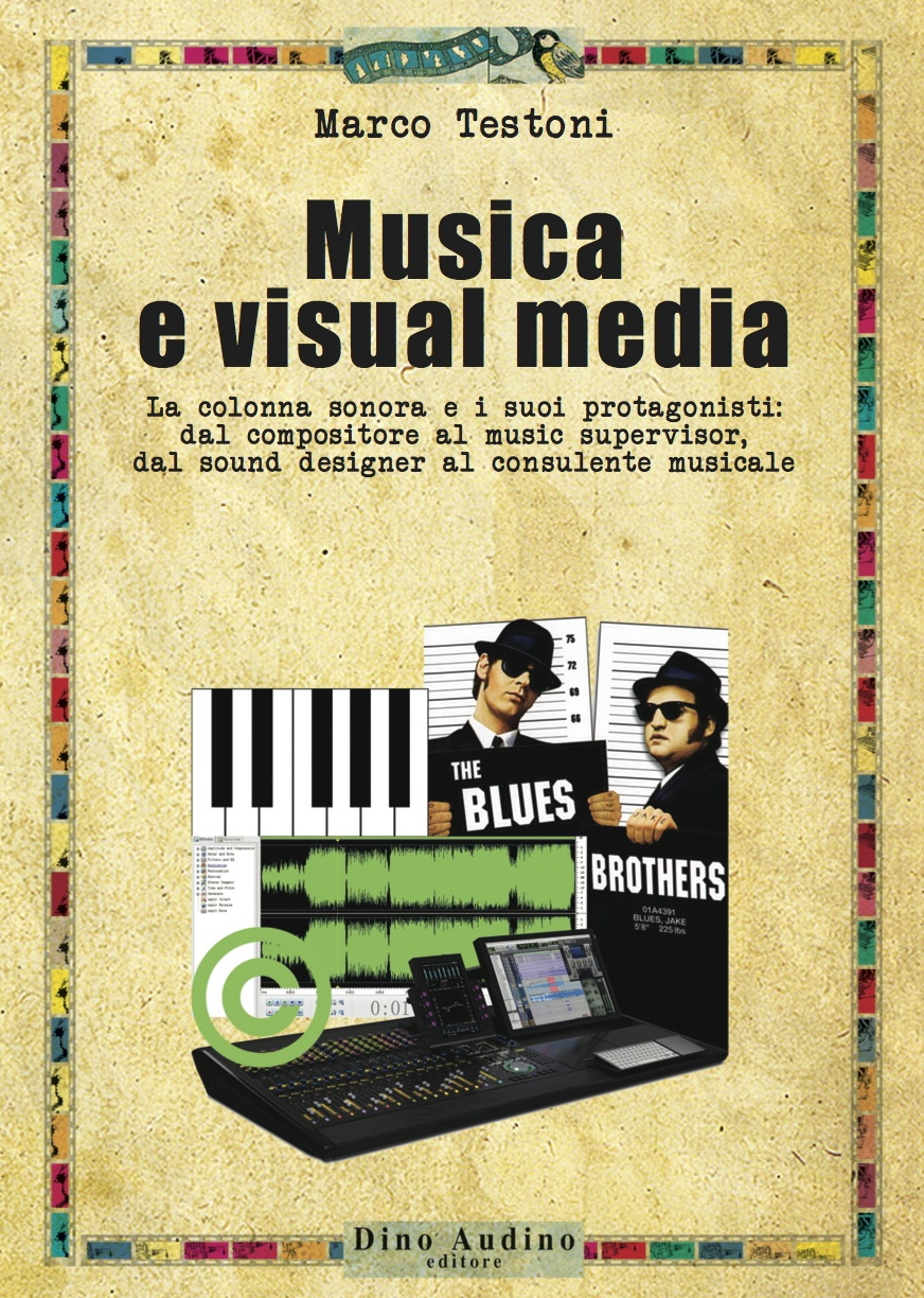 musica e visual media - testoni