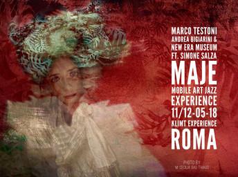 MAJE: Marco Testoni e Andrea Bigiarini realizzano la prima Mobile Art Opera