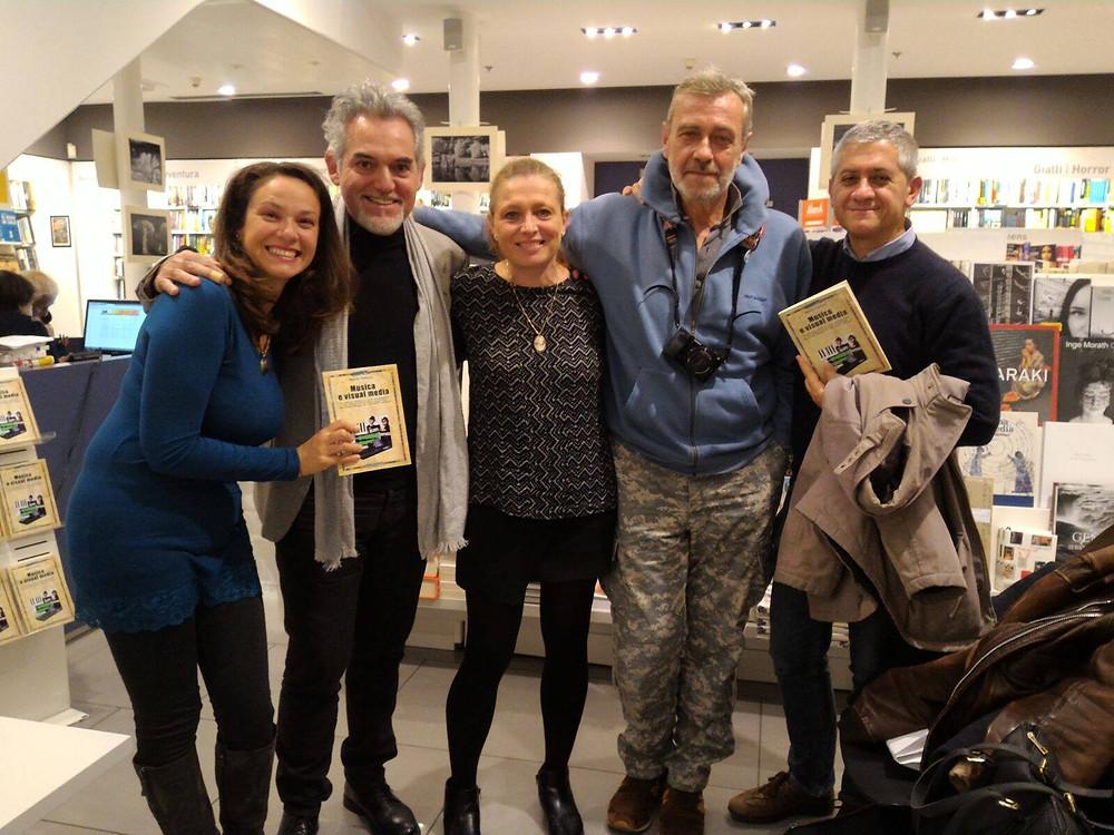 Libreria IBS Firenze con Pippo Russo e Andrea Bigiarini