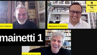 Stefano Mainetti / parte 1