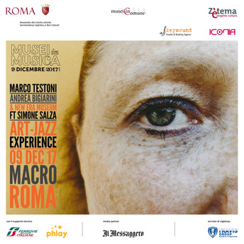 Art-Jazz Experience al Macro di Roma