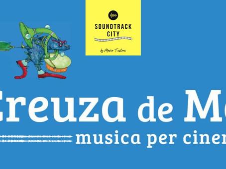 Soundtrack City riparte da Carloforte in diretta con tanti ospiti dal Festival Creuza de Mà - Musica