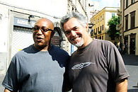 Marco Testoni and Billy Cobham