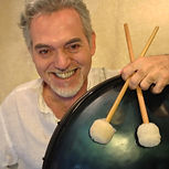 Marco Testoni_Italy composer music supervisor handpan player