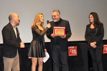 """Premio Roma Videoclip 2015  """"Compositore dell'anno"""""""