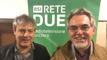 Pollock Project ospiti di Babilonia alla RSI Radio Svizzera Italiana . Ascolta lo streaming.