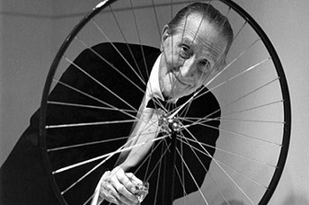 Marcel Duchamp, il viaggio italiano del dadaista mite