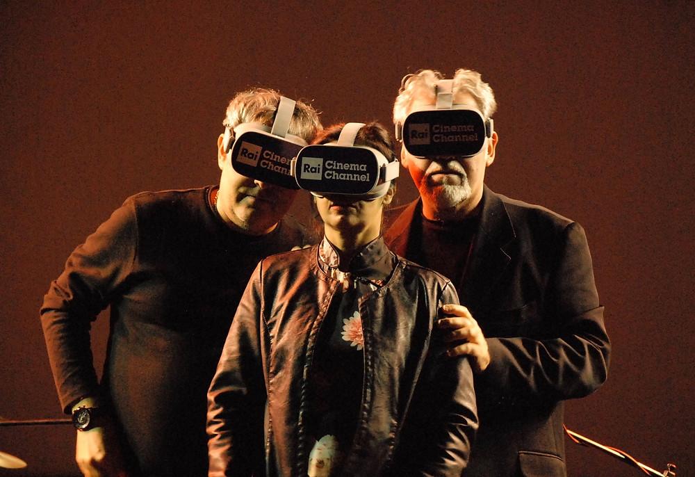Pollock Project trio al VRExperience Rome