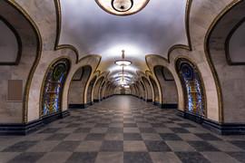 Metro Station -Novoslobodskaya.jpg