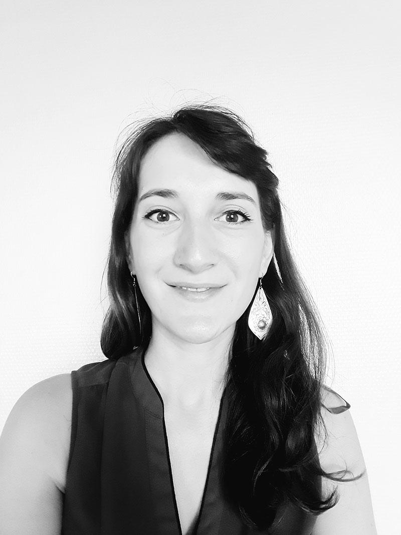 Anaïs Fournier, intervenante