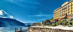 Hotel Grand Tremezzo on Lake Como in Italy