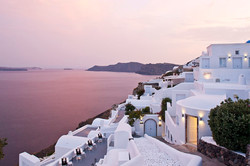 Canaves Oia Suites in Santorini, Greece