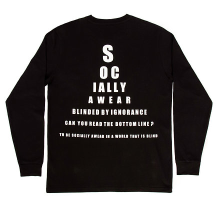 BLINDED BY IGNORANCE TEE