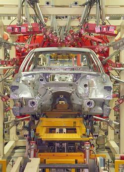 Ajoneuvoteollisuus