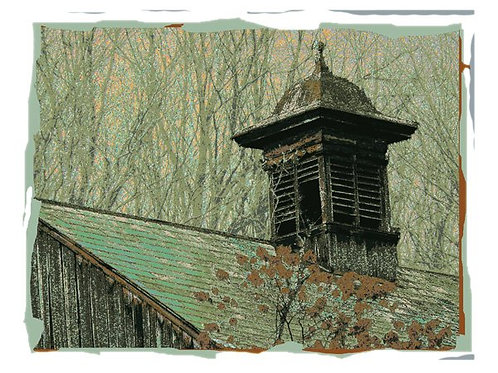 Parker Road Barn