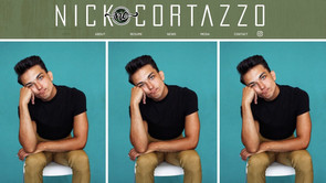 Nick Cortazzo | He / him